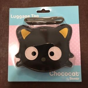 Chococat Sanrio luggage tag new in package 2007